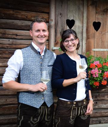 Mostheuriger Familie Lettner aus St.Pantaleon-Erla-